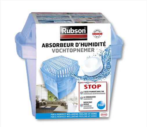absorber humidité maison