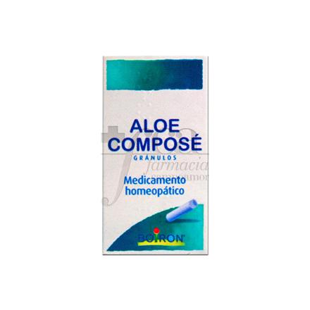 aloe composé