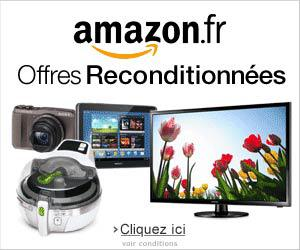 amazon reconditionné