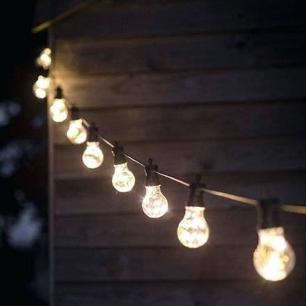 ampoule guirlande exterieur