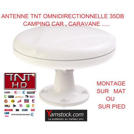 antenne hertzienne camping car