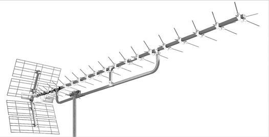 antenne reception difficile