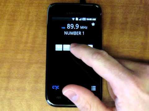 application transmetteur fm android