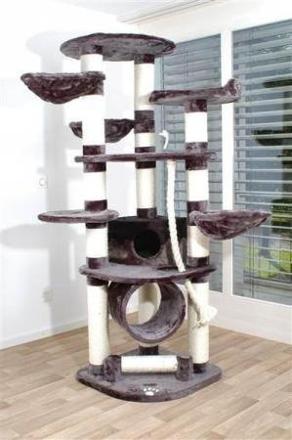 arbre a chat grand pas cher