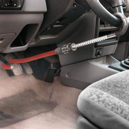 barre antivol pour voiture