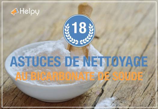 bicarbonate nettoyage