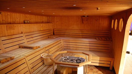 bienfait sauna
