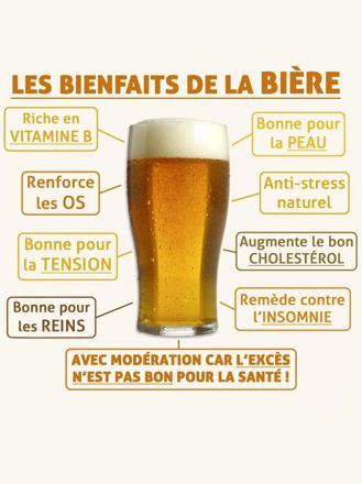 biere bienfait
