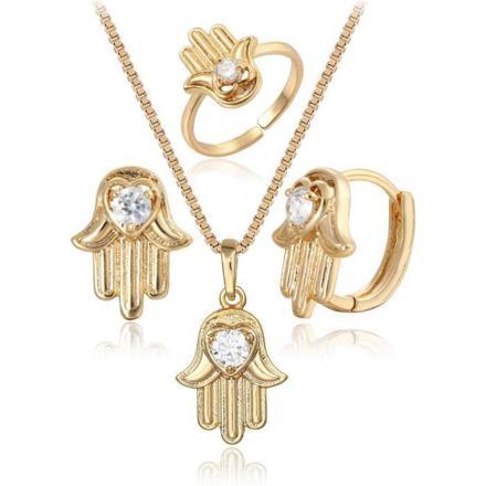 bijoux main de fatma pas cher