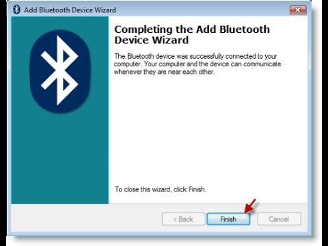 bluetooth pc windows 7