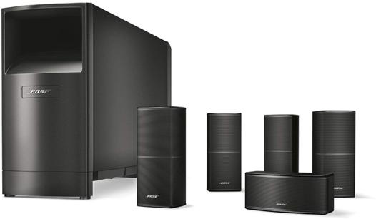 bose home cinema sans fil