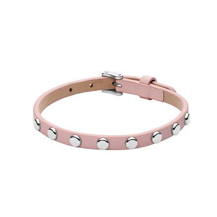 bracelet fossil femme cuir
