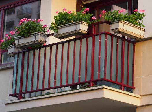 cache balcon pas cher
