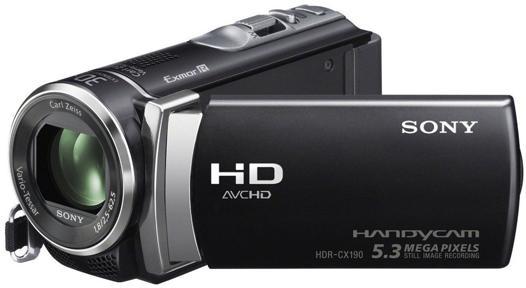 camera hd prix