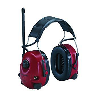 casque anti bruit radio