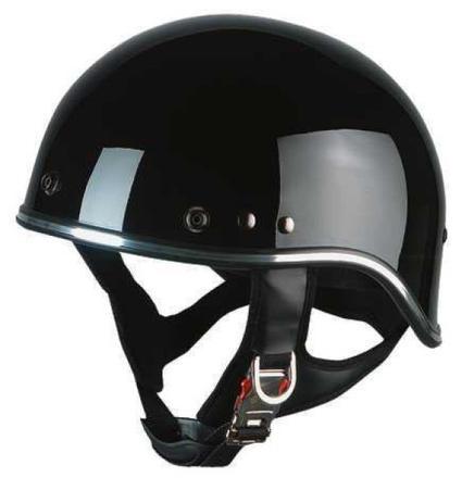 casque moto non homologué