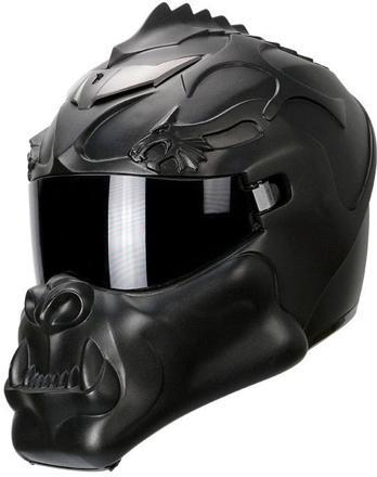casque moto sport