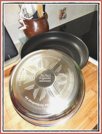casserole pour plaque induction
