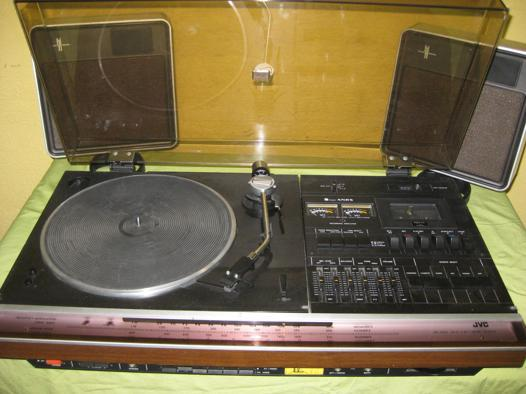 chaine stereo vintage