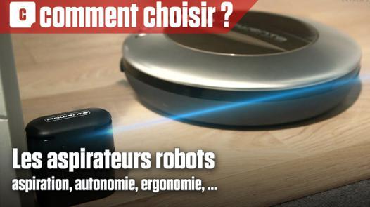 choisir son aspirateur robot