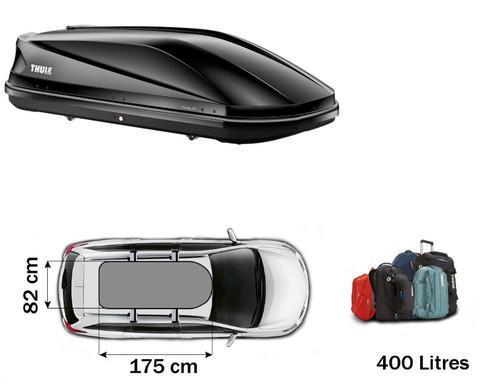 coffre de toit 400 litres