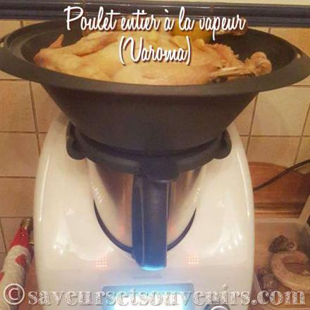 cuire vapeur thermomix
