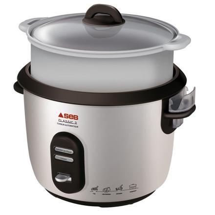 cuit vapeur riz tefal