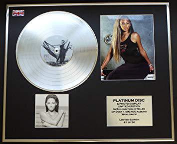 disque de platine