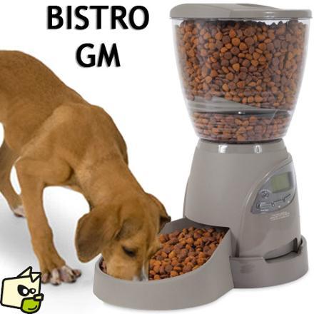 distributeur de nourriture pour chien