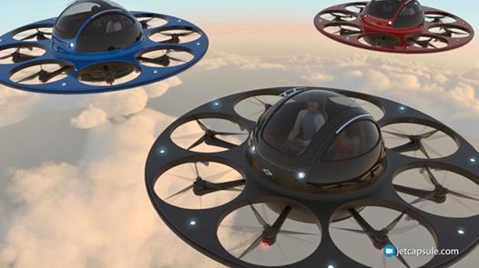 drone ovni
