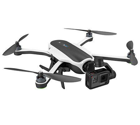 drone pour gopro