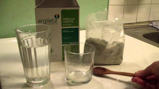 eau d argile