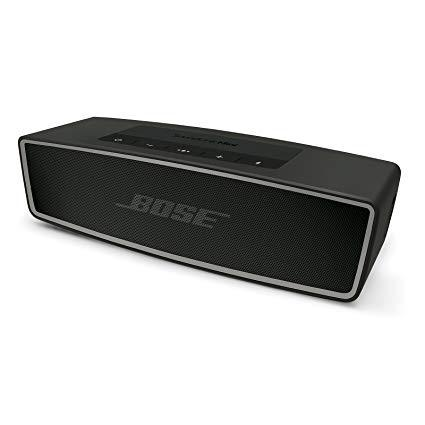 enceinte bose bluetooth soundlink mini