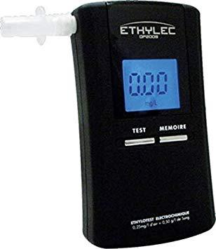 ethylotest electronique