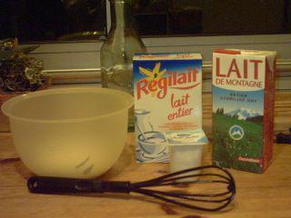 faire du yaourt