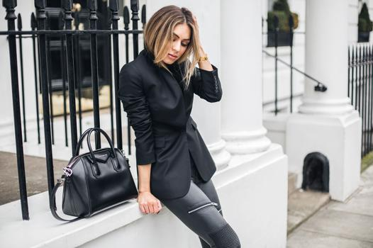 femme classe et elegante