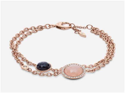 fossil bracelet femme