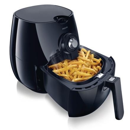 friteuse avec ou sans huile