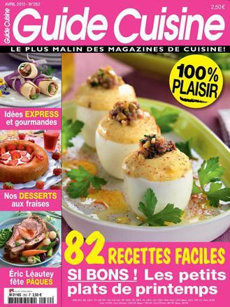 guide cuisine