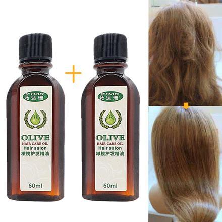 huile d olive et cheveux