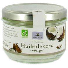 huile de coco vierge cheveux