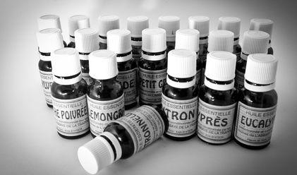 huiles essentielles pas cher