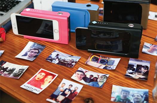 imprimante photo instantanée
