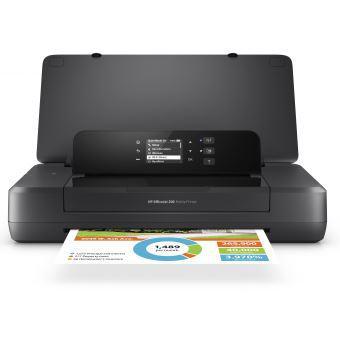 imprimante portable hp