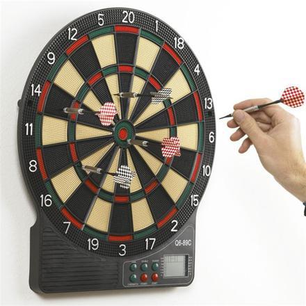jeu flechette