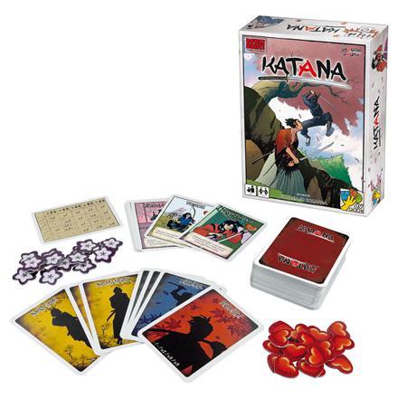 katana jeu de société