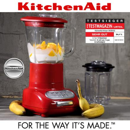 kitchenaid blender artisan