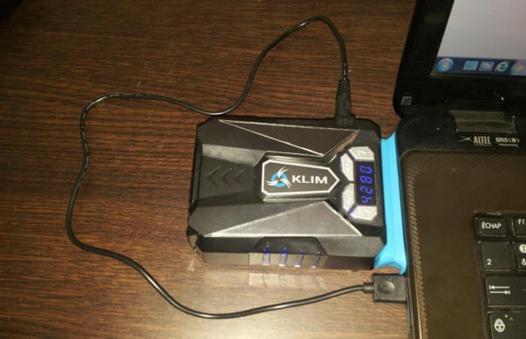 klim cool refroidisseur pc portable gamer