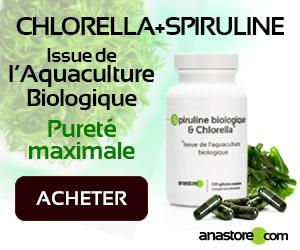 la chlorella