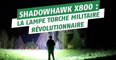lampe puissante militaire
